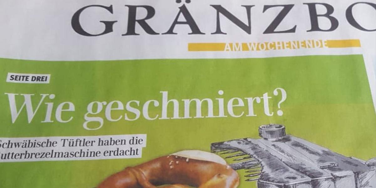 MFDO_News_Bericht_Butterbrezelmaschine_BBM25_Schwäbische_Zeitung